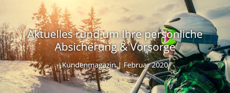 Kundenmagazin | Februar 2020